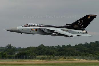ZE887 - Royal Air Force Panavia Tornado F.3