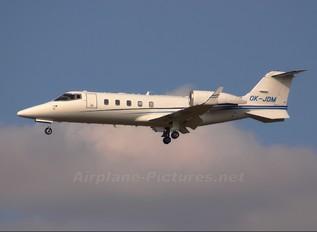 OK-JDM - ABS Jets Learjet 60XR