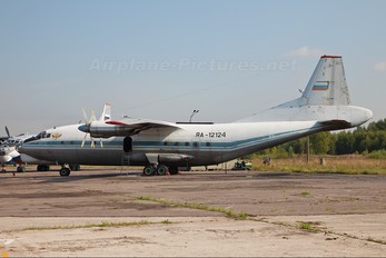 RA-12124 - Russia - Air Force Antonov An-12 (all models)