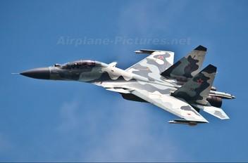02 - Russia - Air Force Sukhoi Su-30MK