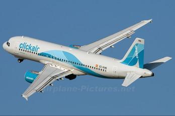 EC-KHN - Clickair Airbus A320