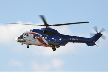 G-BMCX - Bristow Helicopters Aerospatiale AS332 Super Puma