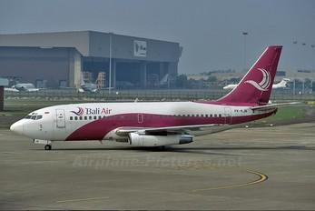 PK-KJN - Bali Air Boeing 737-200