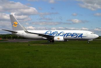 5B-DBW - Eurocypria Airlines Boeing 737-800