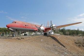 EC-BBT - Private Douglas DC-7C Seven Seas