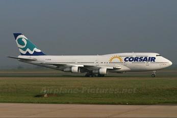 F-GSUN - Corsair / Corsair Intl Boeing 747-300