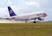 YL-LCF - Travel Service Airbus A320 aircraft