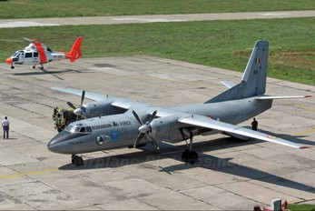 801 - Romania - Air Force Antonov An-26 (all models)