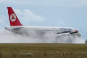 TC-JPP - Turkish Airlines Airbus A320 aircraft