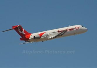 EC-HOA - Quantum Air Boeing 717