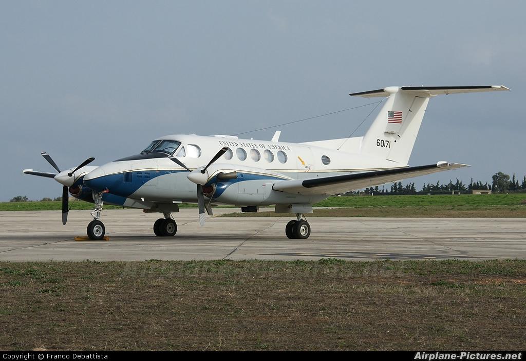 USA - Air Force 76-0171 aircraft at Malta Intl
