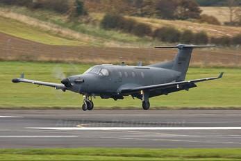 05-0424 - USA - Air Force Pilatus U-28A