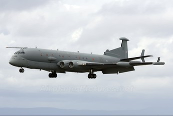 ZJ516 - Royal Air Force British Aerospace Nimrod MRA.4