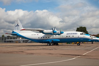 RA-12193 - Moskovia Airlines Antonov An-12 (all models)