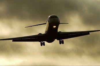 LV-BDE - Austral Lineas Aereas McDonnell Douglas MD-83