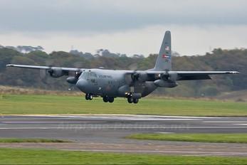 92-3021 - USA - Air Force Lockheed LC-130H Hercules