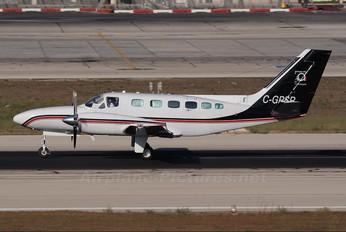C-GPSR - Private Cessna 441 Conquest