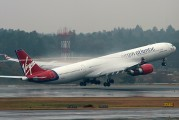 G-VSSH - Virgin Atlantic Airbus A340-600 aircraft