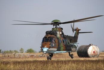709 - Bulgaria - Air Force Aerospatiale AS532 Cougar