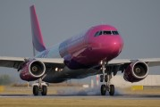 HA-LPM - Wizz Air Airbus A320 aircraft