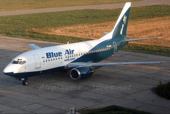 YR-BAB - Blue Air Boeing 737-300