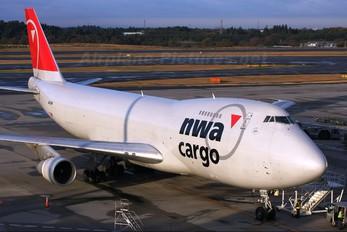 N643NW - Northwest Cargo Boeing 747-200F