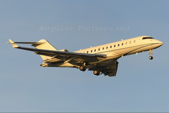 VP-RYY - Private Bombardier BD-700 Global Express