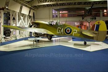 FX760 - Royal Air Force Curtiss P-40 Kittyhawk IV