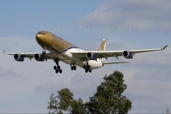 A9C-LJ - Gulf Air Airbus A340-300