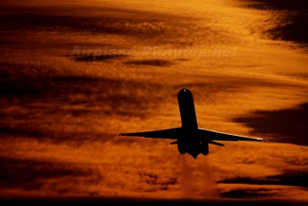 LN-RLR - SAS - Scandinavian Airlines McDonnell Douglas MD-83