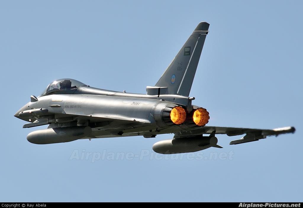 Saudi Arabia - Air Force 1005 aircraft at Malta Intl