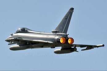 1005 - Saudi Arabia - Air Force Eurofighter Typhoon S