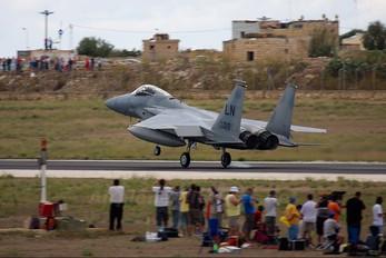 84-0019 - USA - Air Force McDonnell Douglas F-15C Eagle