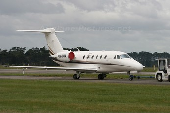 VH-DHN - Private Cessna 650 Citation VII