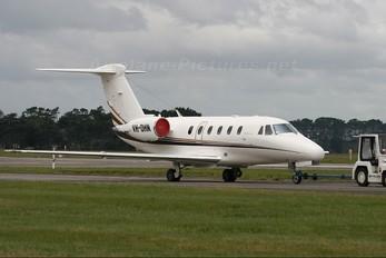 VH-DHN - Private Cessna 650 Citation VII