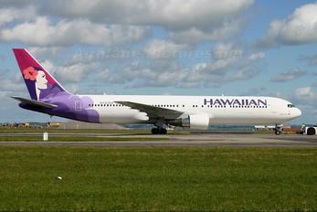 N592HA - Hawaiian Airlines Boeing 767-300ER