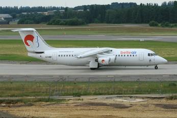 LZ-HBF - BelleAir British Aerospace BAe 146-300/Avro RJ100