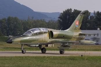 4707 - Slovakia -  Air Force Aero L-39ZAM Albatros