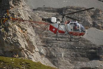 XB-XRF - Air Glaciers Sud Aviation SA-315 Lama