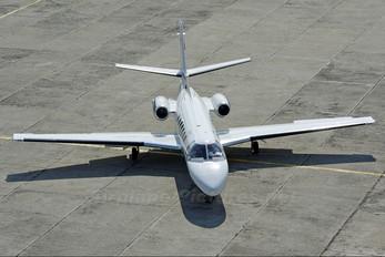 YR-TIC - Ion Tiriac Air Cessna 560 Citation V