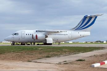 G-BLRA - BAe Systems British Aerospace BAe 146-100/Avro RJ70