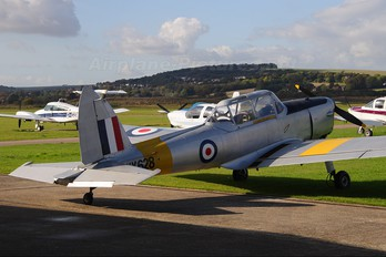 G-BBMW - Private de Havilland Canada DHC-1 Chipmunk