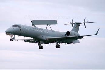 6704 - Brazil - Air Force Embraer EMB-145 E-99