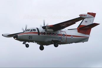 L4-01 - Slovenia - Air Force LET L-410 Turbolet