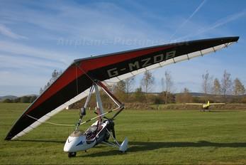 G-MZDB - Private P & M Aviation Quantum