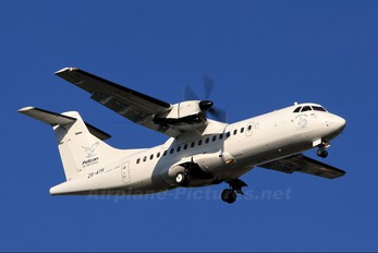 SZ-ATR - Pelican Air Services ATR 42 (all models)