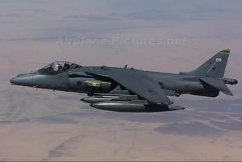 ZG479 - Royal Air Force British Aerospace Harrier GR.7