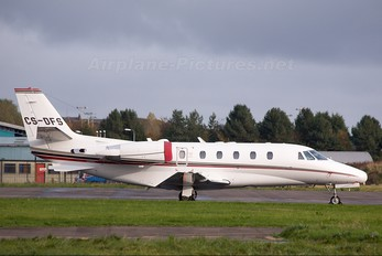 CS-DFS - NetJets Europe (Portugal) Cessna 560XL Citation Excel