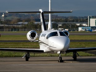 G-KLNW - Private Cessna 510 Citation Mustang