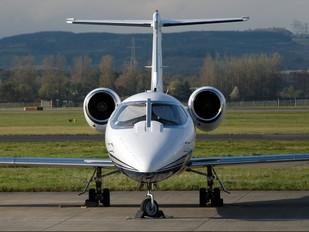 N75LJ - Private Learjet 55